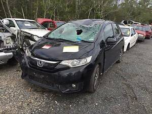 WRECKIING 2016 HONDA JAZZ PLENTY OF PARTS 60000 KS Willawong Brisbane South West Preview