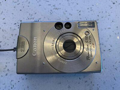 Canon S110 elf