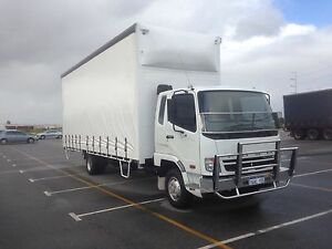 Mitsubishi Fuso fighter 2009 Armadale Armadale Area Preview