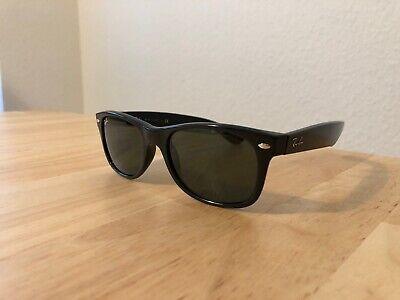 Ray-Ban New Wayfarer RB2132 schwarz Sonnenbrille