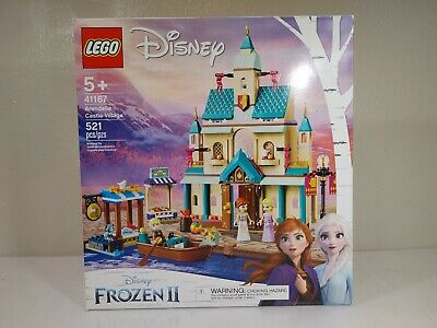 LEGO Disney Princess Frozen 2 Arendelle Castle Village 41167 Toy Castle NEW