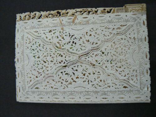 Fine Cut Lacey Valentine Circa 1860