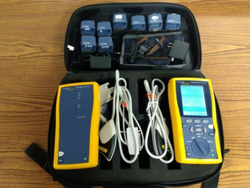 Fluke Networks DTX-1800 Cable Analyzer