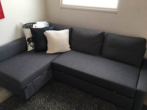 SOFA (WITH STORAGE AND PULLOUT BED) Unley Unley Area Preview