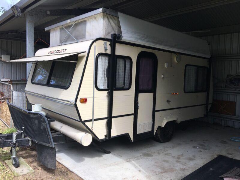 755aa1a7f7 Viscount Caravan