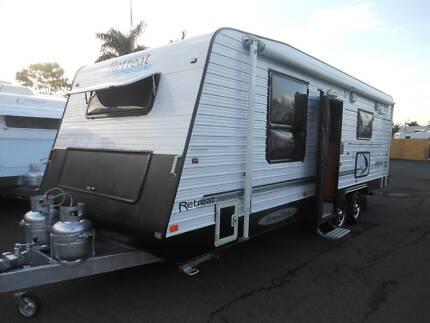 2011 Retreat Hamilton Ensuite Tourer... SN1638 Pialba Fraser Coast Preview