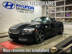 ** GARANTIE ** BMW Z4 ROADSTER + SDRIVE 35I + PREMIUM + NAVI + C