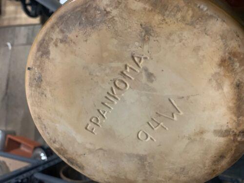 Frankoma 94W Pottery Bean Pot