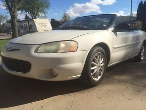 2003 Chrysler Sebring Convertible LXi