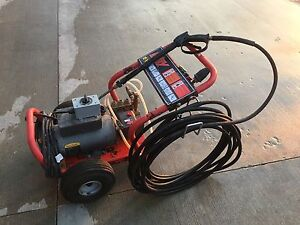 Hotsy Electric 20amp electric pressure washer.