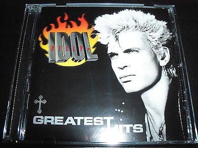 Billy Idol Greatest Hits Very Best Of CD - (Billy Idol Best Hits)