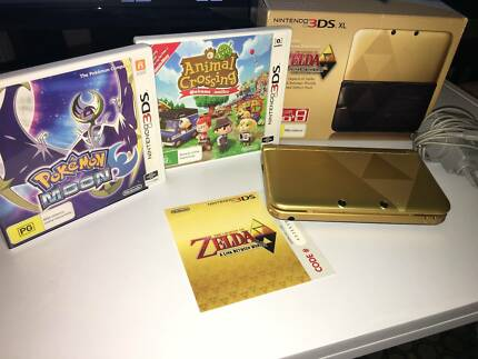 Limited Edition Nintendo 3DS XL *PRE-OWNED*