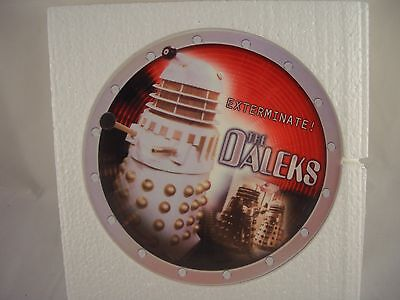 Doctor Who Dalek Limited Edition Plate