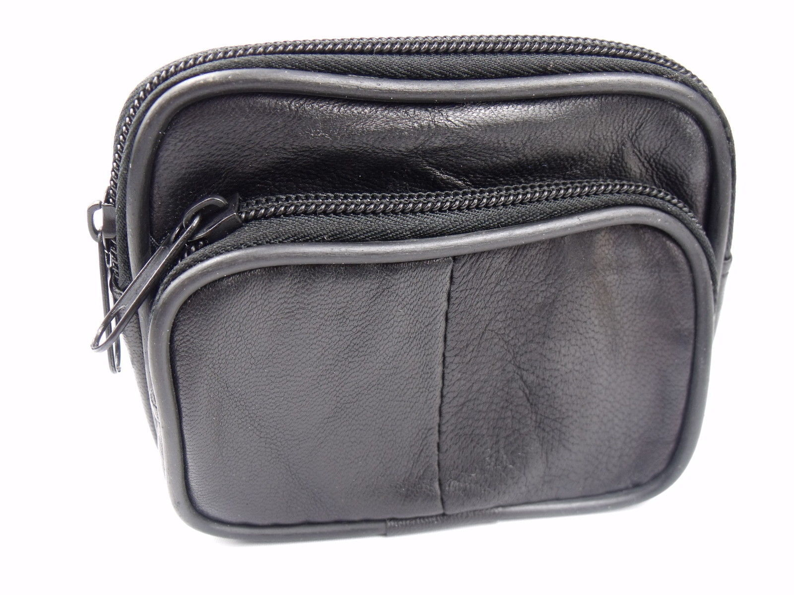 Top Leather Pouch Collectibles