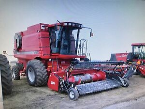 Selling Unreserved!!! 2007 CASE IH 2577 AFX Rotor Combine