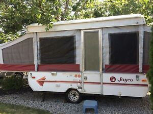 1994 Jayco tent trailer in amazing condition