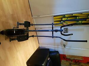 HPF X5 CROSS TRAINER (USED TWICE) Zillmere Brisbane North East Preview