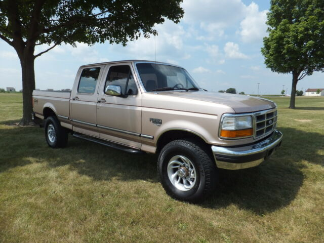 1996 f250 crew cab diesel for autos weblog. Black Bedroom Furniture Sets. Home Design Ideas
