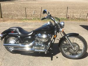 2007 Honda Shadow Spirit C2 safetied/certified