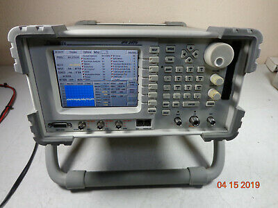 Aeroflex Ifr 2975 P25 Motorola Apx Xtl Xts Radio Communication Loaded Woptions