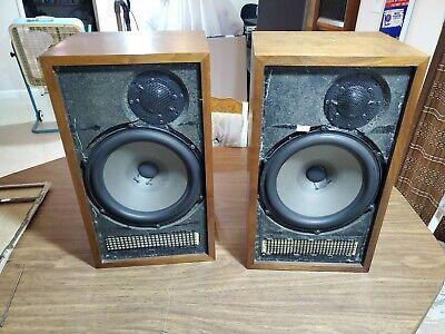 Vintage Dynaco A 25 Speakers