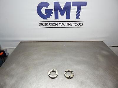 2 Cincinnati Monoset Tool Cutter Grinder Workhead Index Plates Gmt-1889