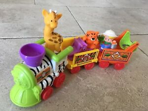 Train - Fisher Price Little People