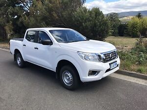AS NEW NISSAN NAVARA DX AUTOMATIC Hobart CBD Hobart City Preview