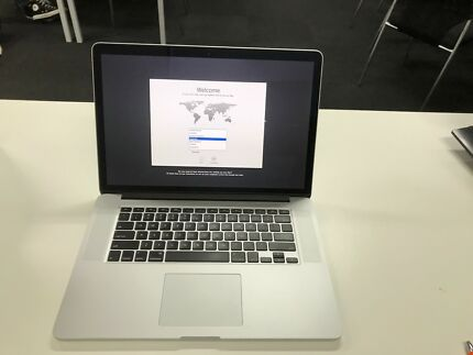 Wanted: MacBook Pro Retina 15 inch late 2013  Intel I7 2.6 16 go ram 512 HD