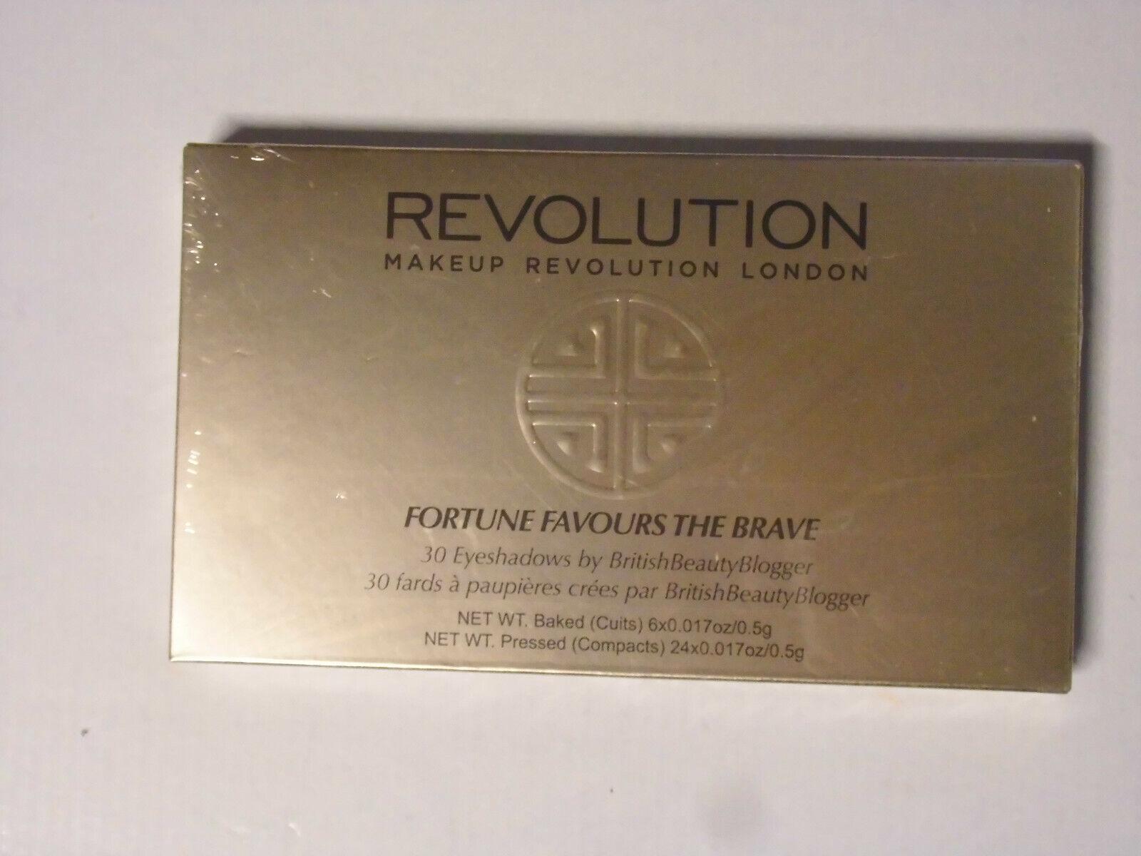 Revolution Makeup London, Lidschattenpalette mit 30 Farben, Neu und OVP