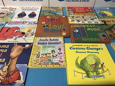 Story Time Assorted Bundle / Lot of 20 Story Books for Kids/Toddlers/Daycare MIX