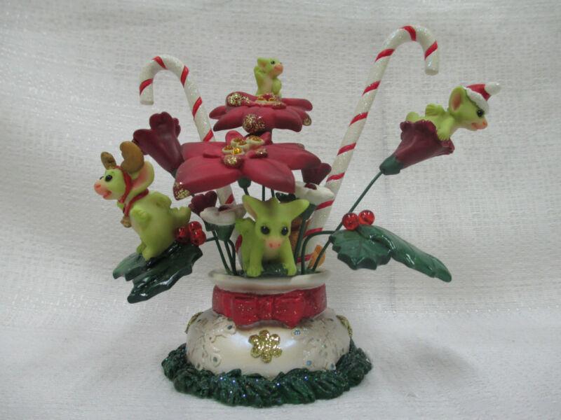 Whimsical World Of Pocket Dragons Dragons Yule Love Real Musgrave Christmas