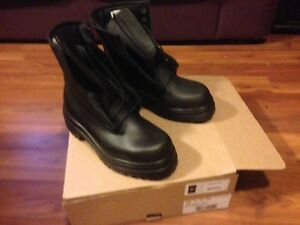 Steel toes work boots CSA certified