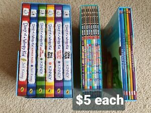 Kids books, games and puzzles Lot 1