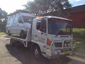 Tow truck tilt tray services... Wetherill Park Fairfield Area Preview