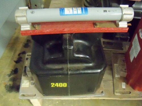 ABB VIZ-75 Transformer with Cutler Hammer Fuse 15CLPT