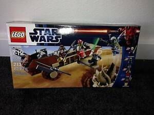 LEGO STAR WARS Desert Skiff 9496 *brand new sealed retired MISB* Wattle Grove Kalamunda Area Preview