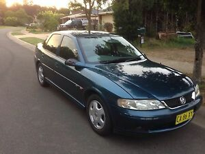 Holden vectra 2002 Bligh Park Hawkesbury Area Preview