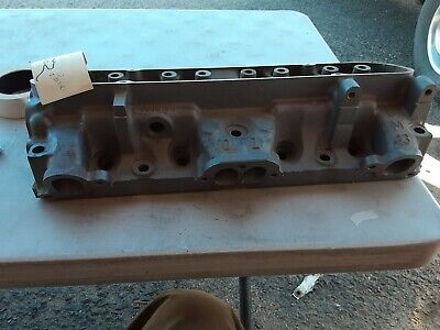 1018 GM '77-'81 PONTIAC 301ci Bare CYLINDER HEAD