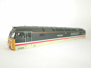 Bachmann Class 47 Body Intercity 47835 Windsor Castle