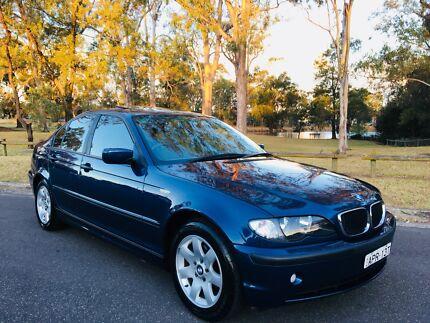 2003 BMW 3181 Sedan Luxury Low Kms Sunroof  Moorebank Liverpool Area Preview
