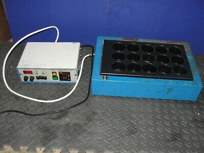 Variomag Thermomodul 40st Heater Magnetic Stirrer Digester Digestion Block