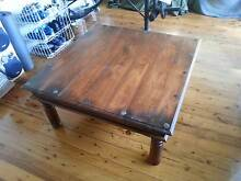 Rustic Coffee Table Belmore Canterbury Area Preview