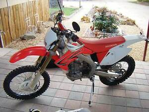 Honda CRF450X 2013 Renmark Renmark Paringa Preview