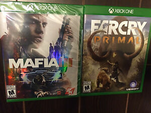 Xbox One Games, sealed!