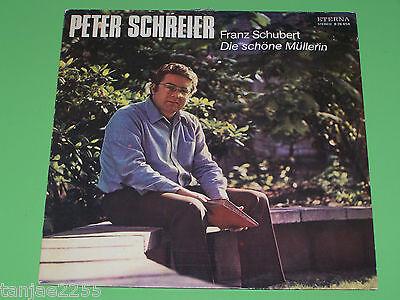 Schubert - Peter Schreier Walter Olbertz - Die Schöne Müllerin## - Eterna LP