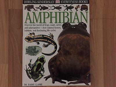 709924f171350 Eyewitness Books  Amphibian by Barry Clarke - New