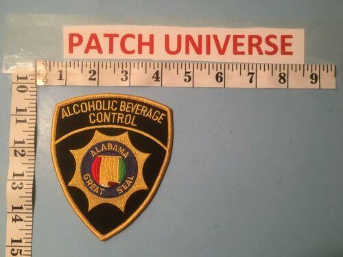 ALCOHOLIC BEVERAGE CONTROL SHOULDER  PATCH  B130