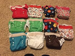 Cloth diapers Totbots