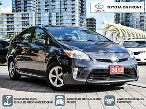 2012 Toyota Prius Toyota Certified Leather Navigation